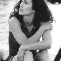"""Así lucía en 1998, cuando participó la película """"Sangre y Vino"""" Foto:IMDB"""