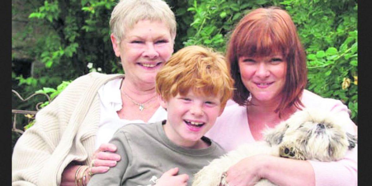 Judy Dench: Una actriz y abuela que no le tema a envejecer