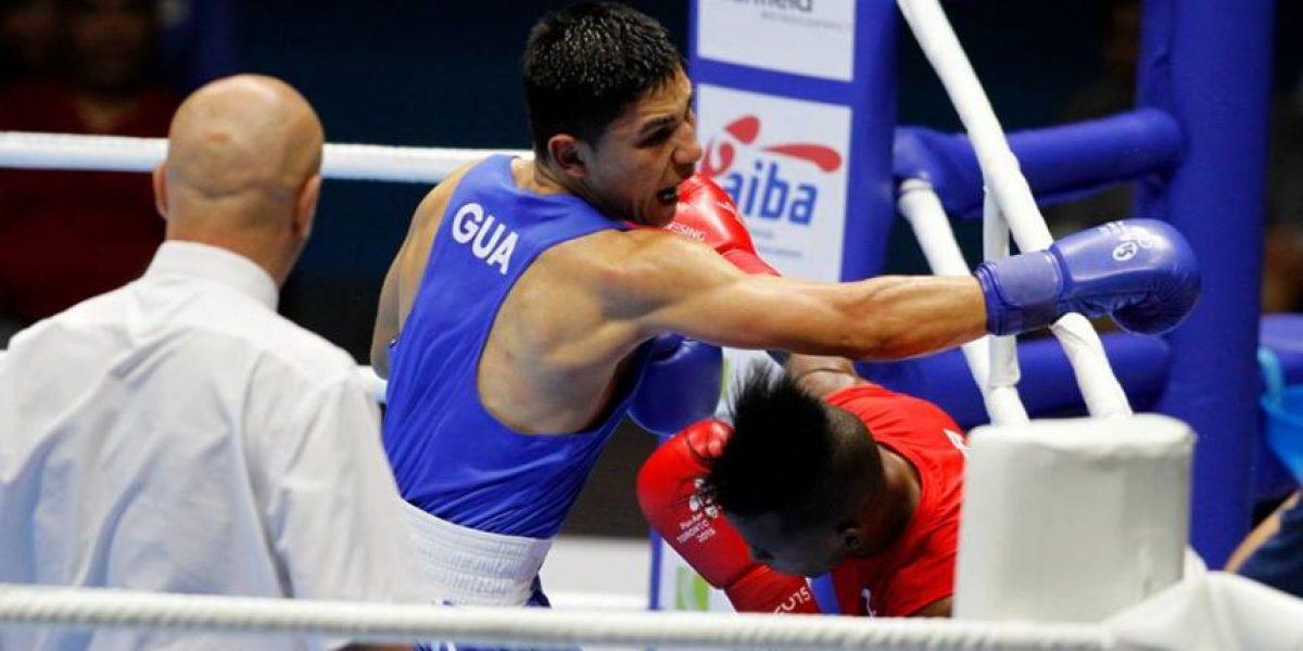 El tercer bronce de Guatemala fue gracias a los golpes de Luna