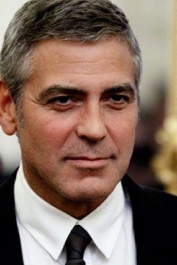 George Clooney también tiene de doble a un galán. Foto:vía Getty Images