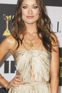 Olivia Wilde tiene una doble menos talentosa que está como ella, casada. Foto:vía Getty Images