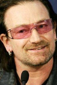 Bono tiene su doble. Foto:vía Getty Images