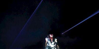 1. Su personaje posee poderes sobrenaturales como teletransportarse y manipulación del fuego y la luz Foto:WWE