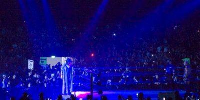 3. Cuenta con 25 años de carrera en la WWE Foto:WWE