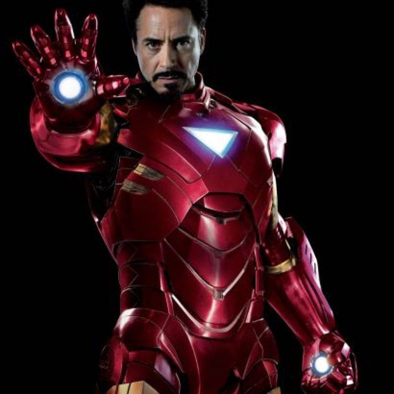 """Robert Downey Jr. como """"Iron Man"""" tiene su doble en México. Foto:vía Disney"""