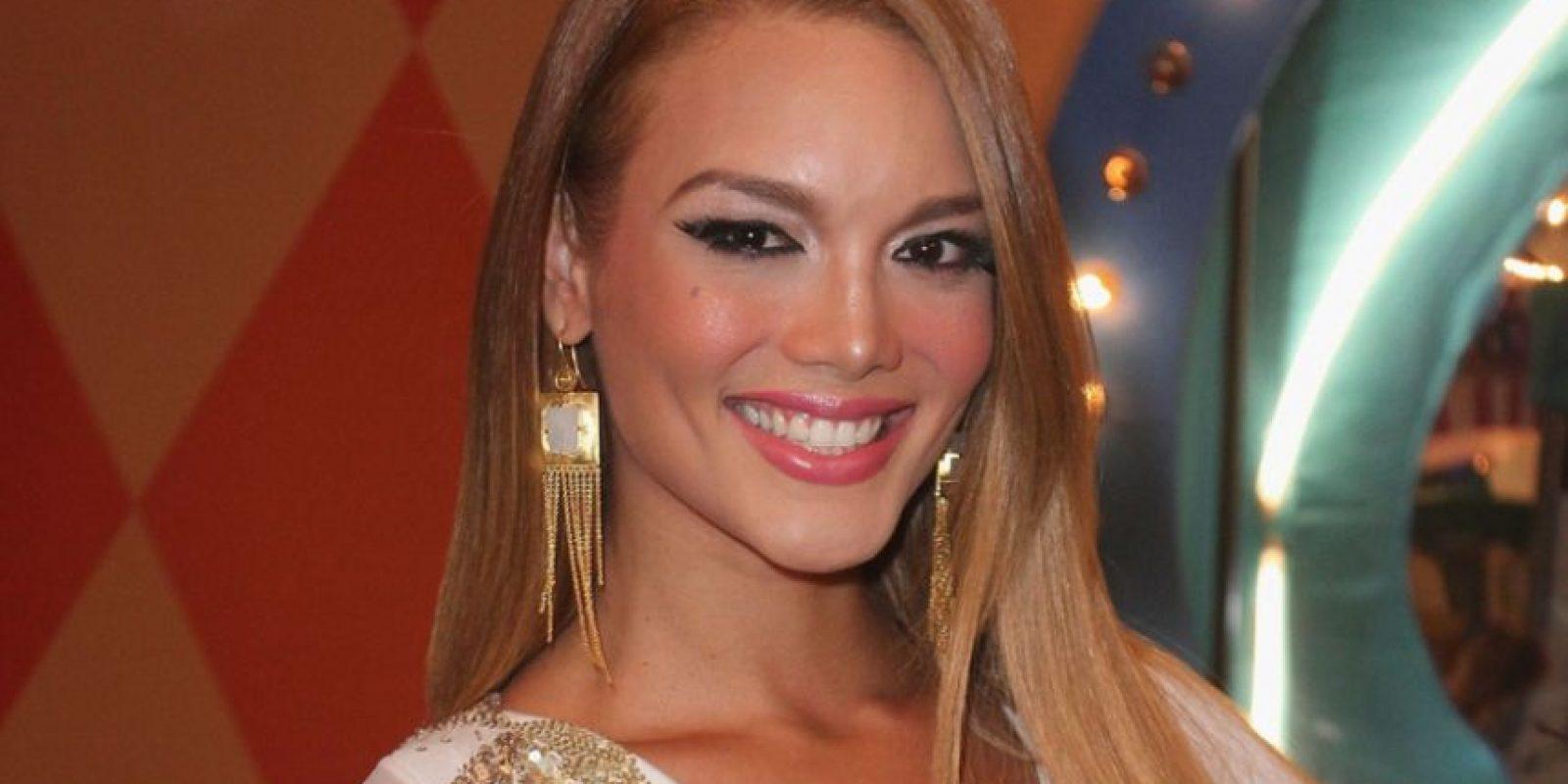 Mientras tanto, Zuleyka ha hecho una carrera como actriz. Foto:vía Getty Images