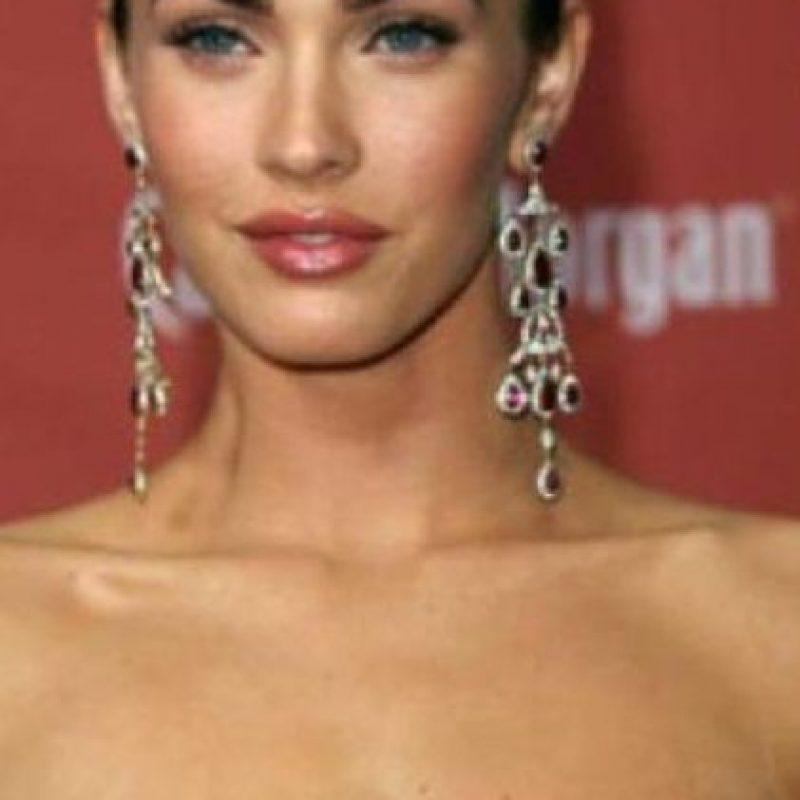 Megan Fox tiene una doble bellísima. Foto:vía Getty Images