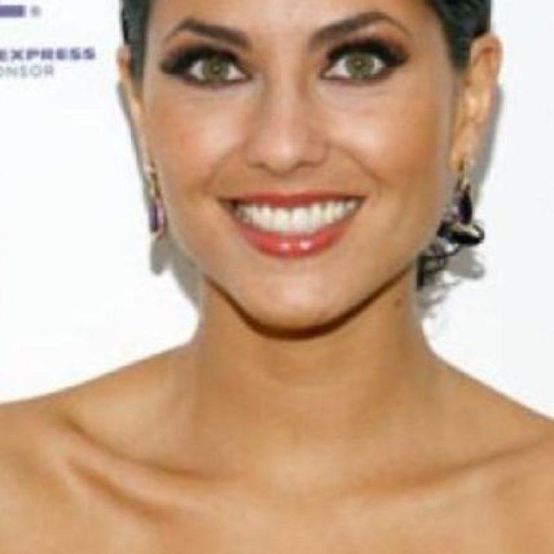 La uruguaya Bárbara Mori. Foto:vía Getty Images