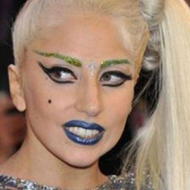 Lady Gaga viene de Amazonia. Foto:vía Getty Images