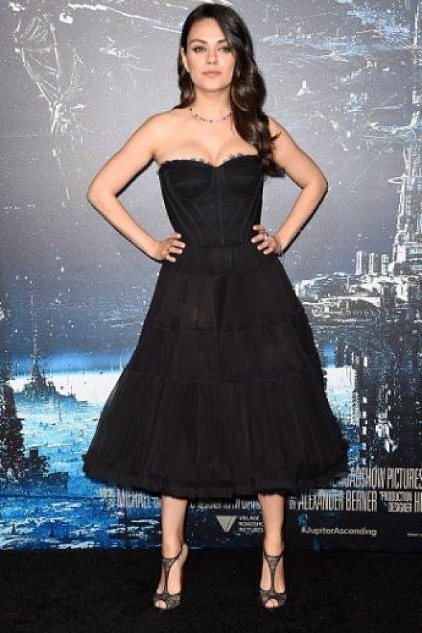 Mila Kunis Foto:Getty Images