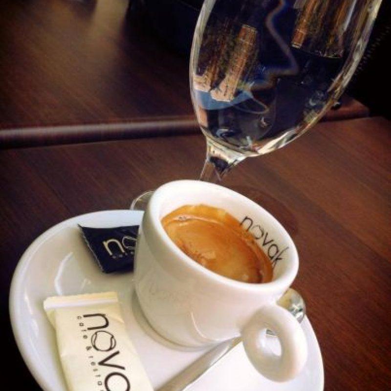 Tiene sucursales en Belgrado, Dorcol y Kopaonik, Serbia. Foto:Vía facebook.com/novak.cafe.restaurant