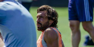 """El italiano llegó a este club tras ganar el """"Scudetto"""" con la Juventus. Foto:Vía facebook.com/newyorkcityfc"""
