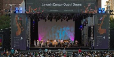 Foto: Facebook Lincoln Lincoln Center Out of Doors