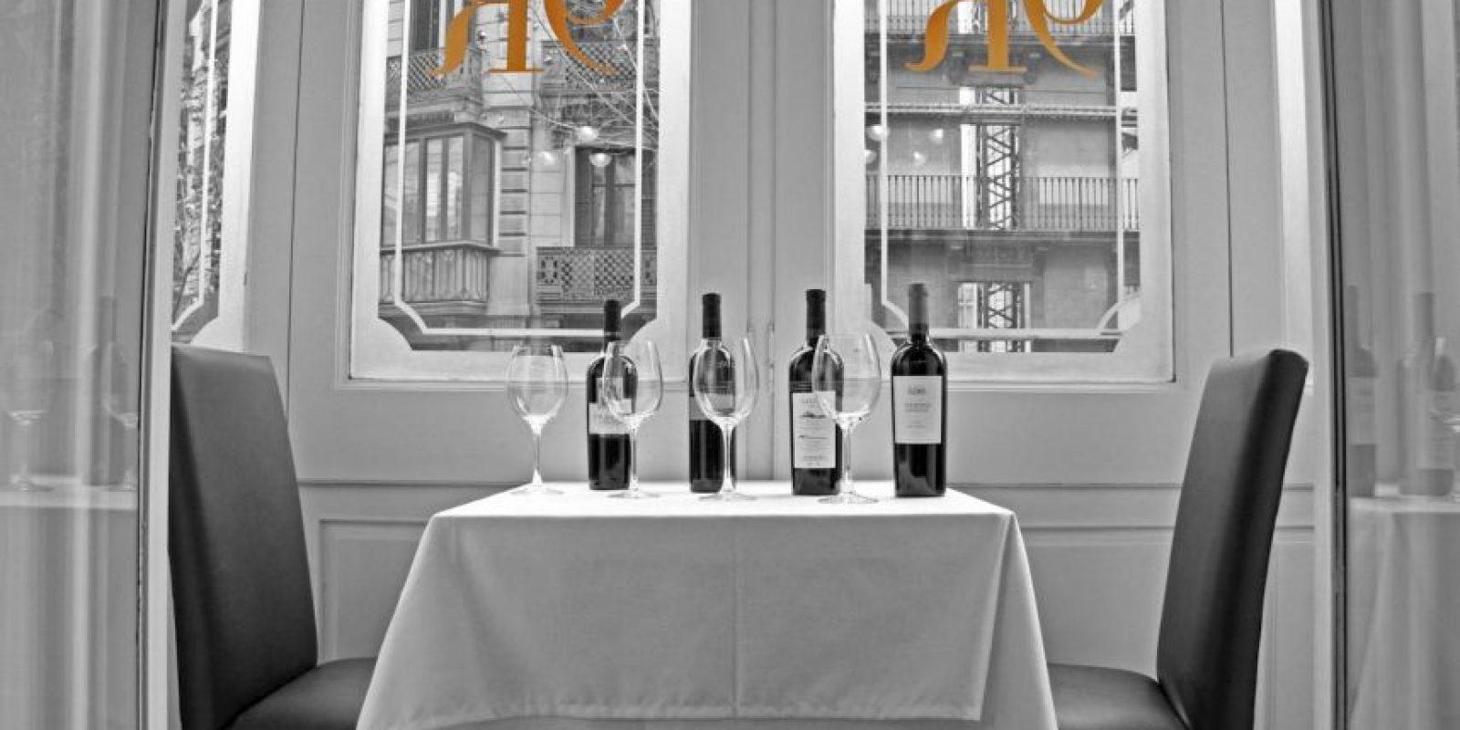 """Es socio de """"9 Reinas"""", un restaurante argentino ubicado en Barcelona. Foto:Vía facebook.com/9Reinas"""