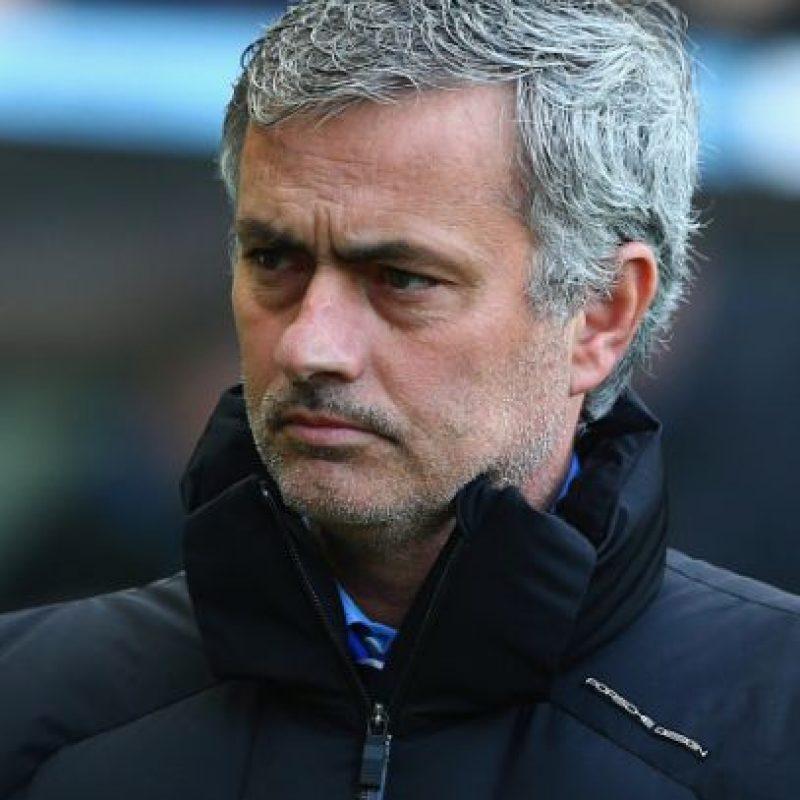 """Para """"Mou"""", Manchester United, Manchester City y Liverpool están tratando de """"comprar el título"""" por los grandes fichajes que han hecho. Foto:Getty Images"""
