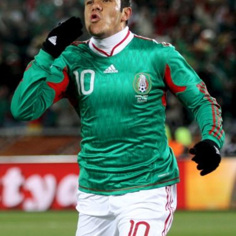 5. Cuauhtémoc Blanco Foto: Getty Images