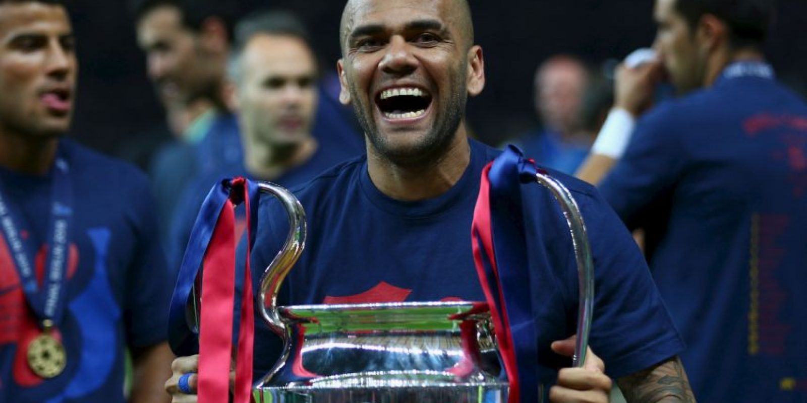 7. Dani Alves Foto: Getty Images