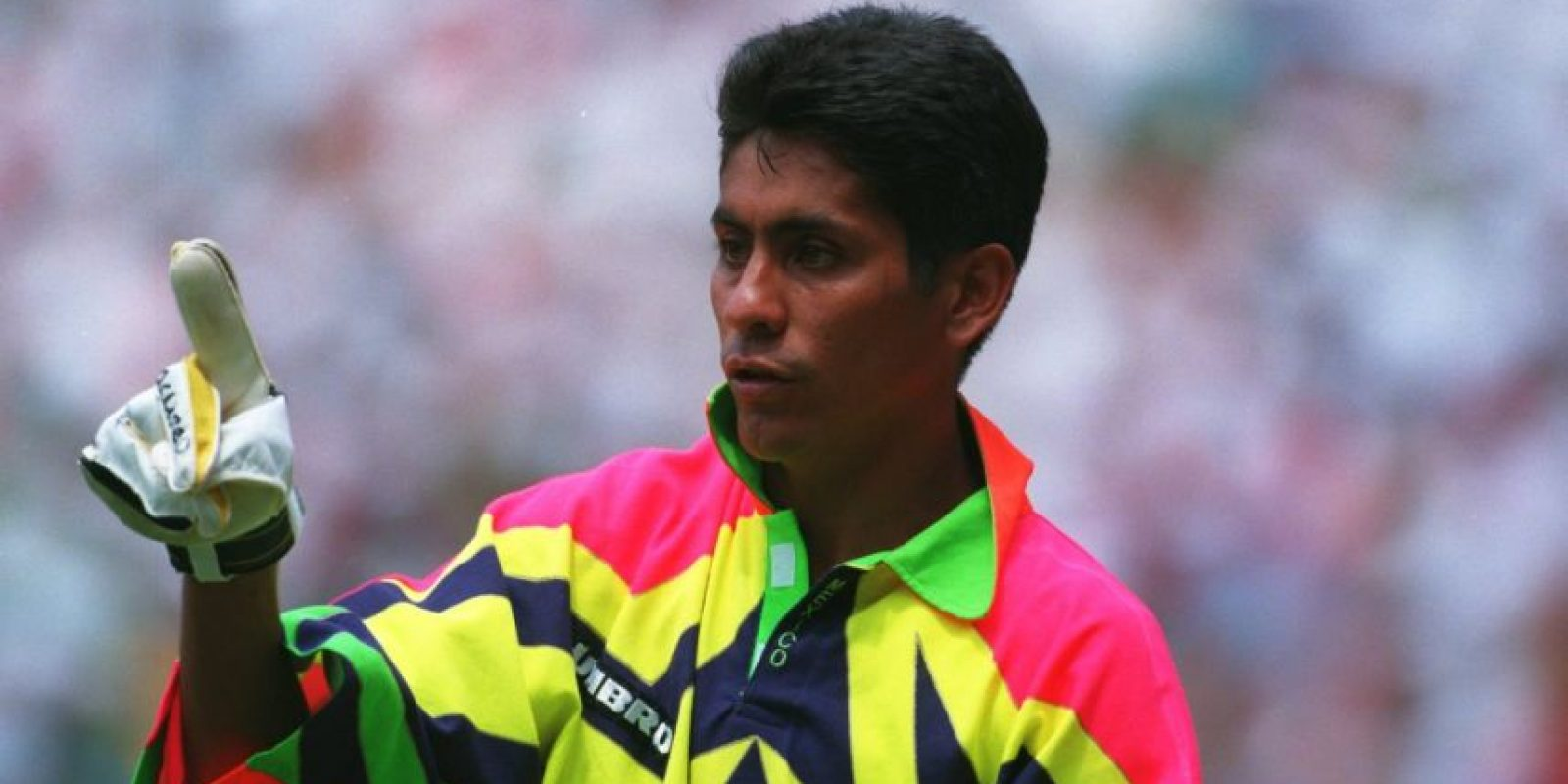 3. Jorge Campos Foto: Getty Images