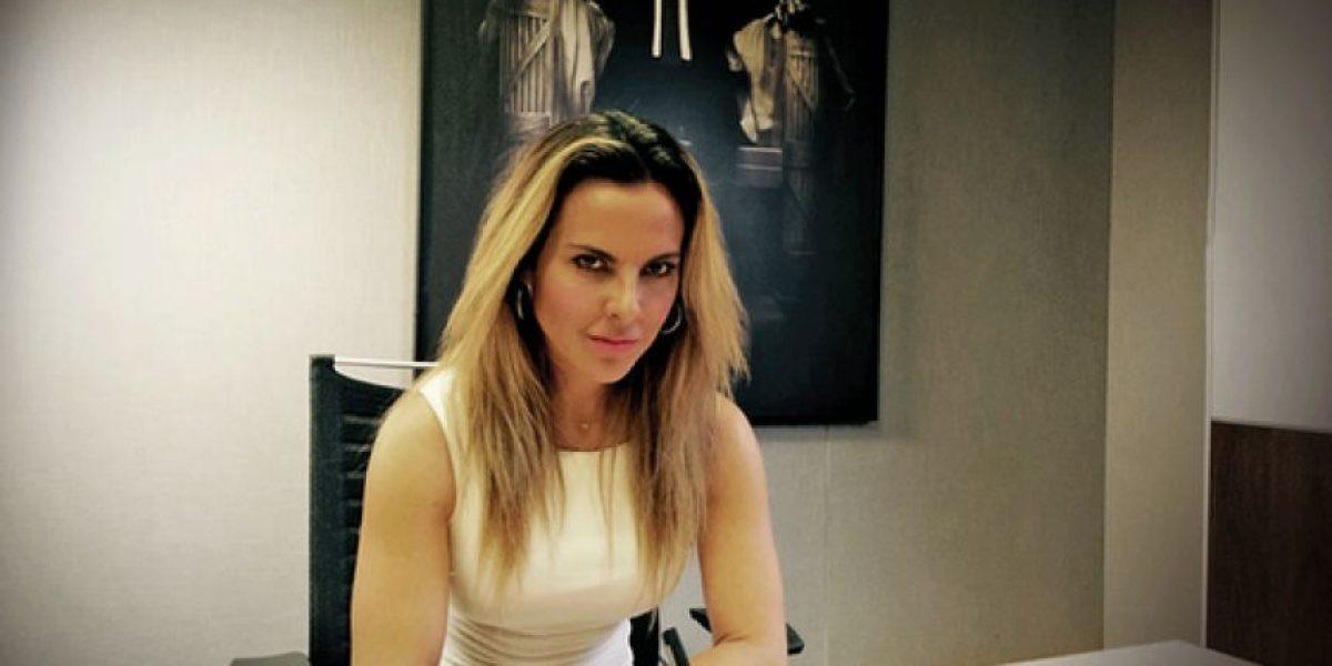 """Kate del Castillo será una primera dama de México en """"Ingobernable"""""""