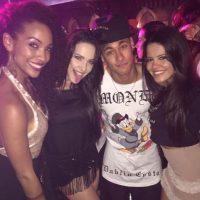 Neymar pasa sus últimos días de vacaciones en Brasil. Foto:Vía instagram.com/neymarjr