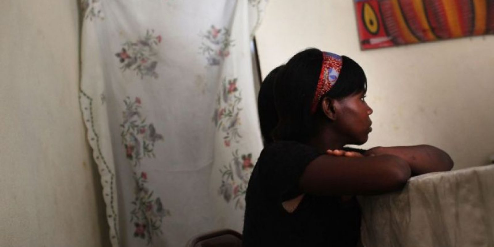 Asimismo, el instituto forense de Medicina Legal de Colombia detalla que para solo en el primer semestre de 2013 habían sido asesinadas 514 mujeres. Foto:vía Getty Images