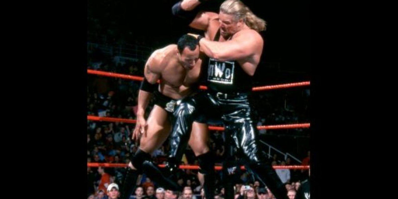 La mercancía de la nWo también ha sido eliminada de la WWEshop.com Foto:WWE
