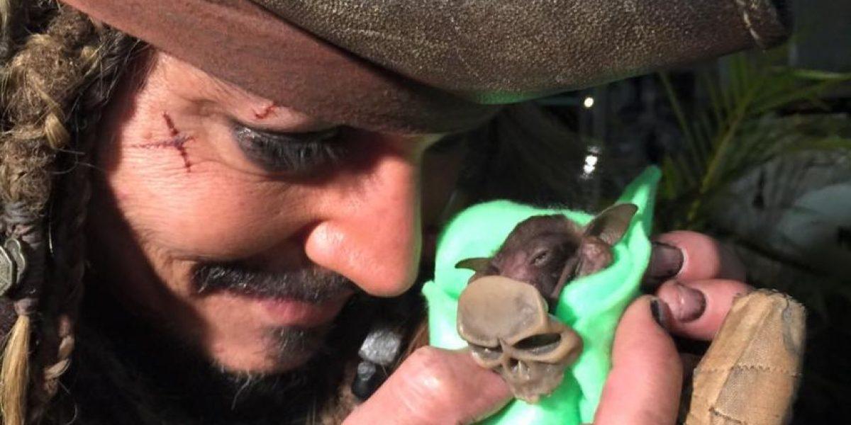 VIDEO: El lado paternal de Johnny Depp que pocos conocían