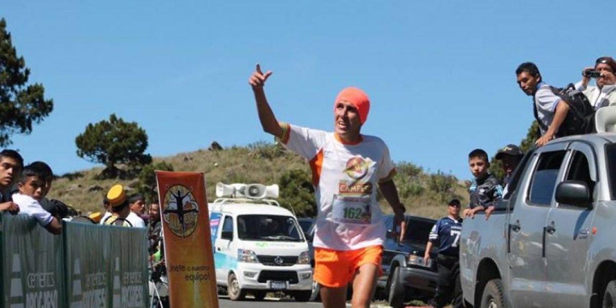 Luis Carlos Rivero conquista