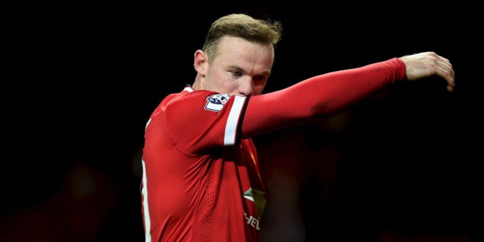 3. Wayne Rooney Foto:Getty Images