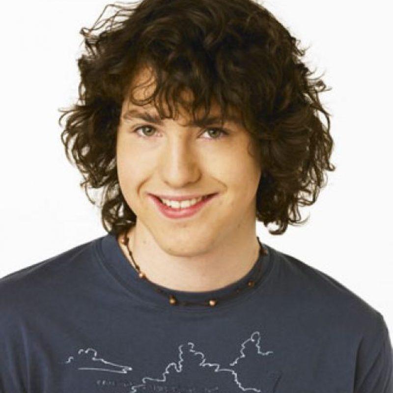 """Interpretó a """"Chase Matthews"""", el mejor amigo de """"Zoey"""" y también su enamorado. Foto:Nickelodeon"""