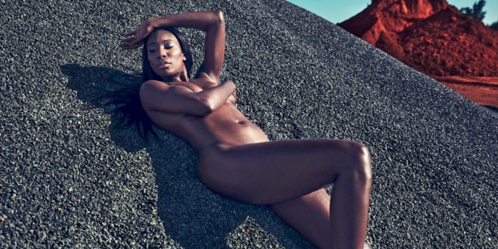 En total, Venus Williams ha ganado de forma individual siete títulos de Grand Slam y la medalla de oro en los Juegos Olímpicos 2000. Foto:ESPN