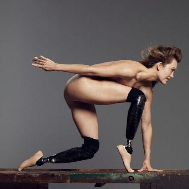 Amy M. Purdy ganó la medalla de bronce en los Juegos Paralímpicos de Invierno 2014. Foto:ESPN