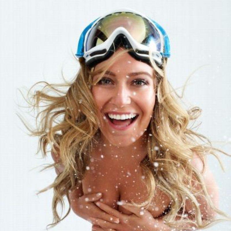 Jamie Anderson, snowboarder estadounidense. Foto:ESPN