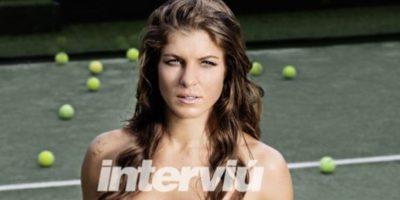 Paz fue la portada de la revista Interviú del mes de octubre. Foto:Interviu