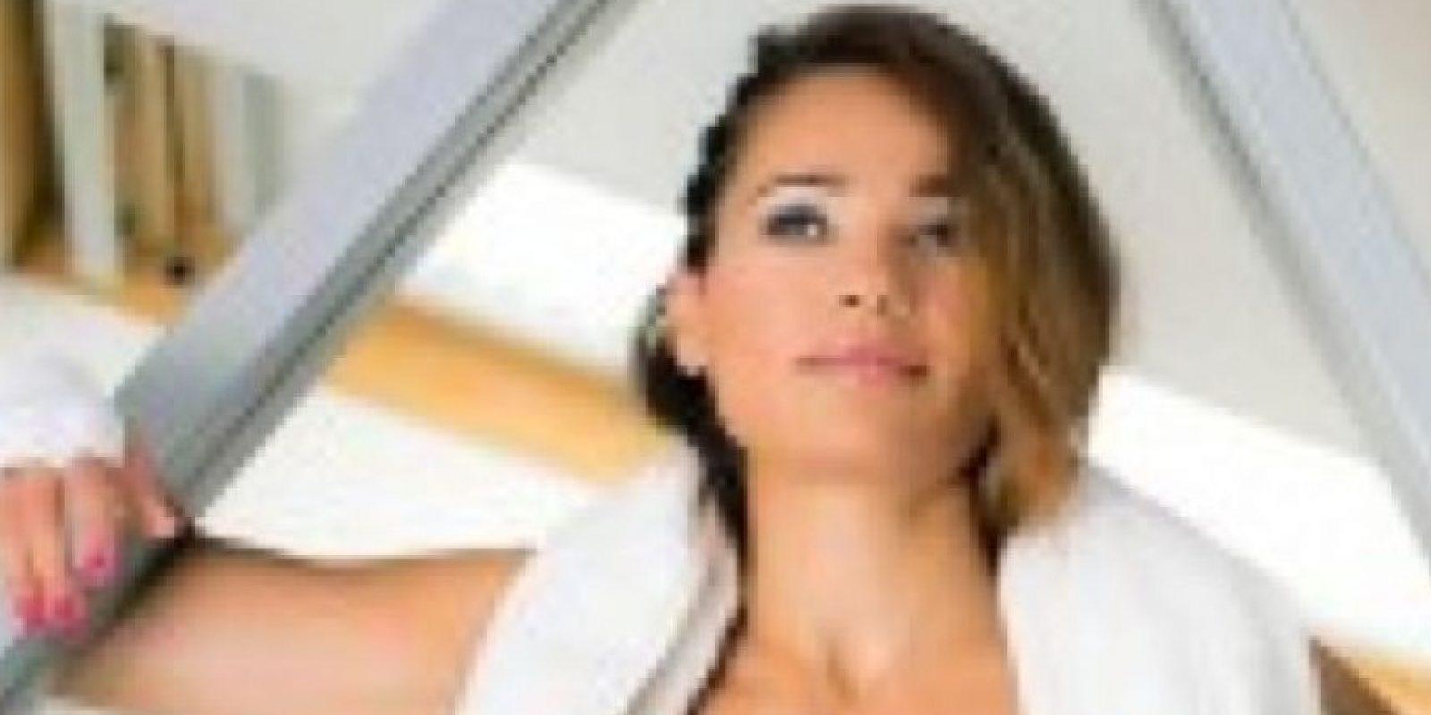 Ramouhni fue la portada de la revista Interviú del mes de septiembre. Foto:Interviú