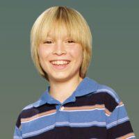 """Interpretó al pequeño """"Dustin"""", el hermano de """"Zoey"""". Foto:Nickelodeon"""