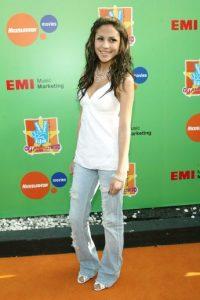 """Interpretó a """"Dana Cruz"""", la compañera de cuarto de """"Zoey"""". Foto:Getty Images"""