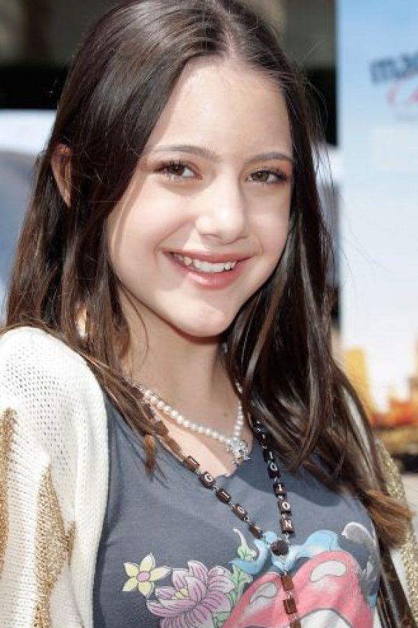 """Interpretó a """"Nicole Bristow"""", una de las mejores amigas de """"Zoey"""" y también una de las más vanidosas. Foto:Getty Images"""