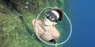 Guillaume Néry, el apneísta francés y genio de las profundidades marinas