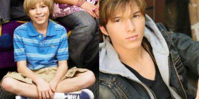 """Interpretó al pequeño """"Dustin"""", el hermano de """"Zoey"""". Foto:Internet"""