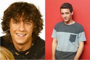 """Interpretó a """"Logan Reese"""", uno de los mejores amigos de """"Chase"""" y el seductor del grupo. Foto:Internet"""