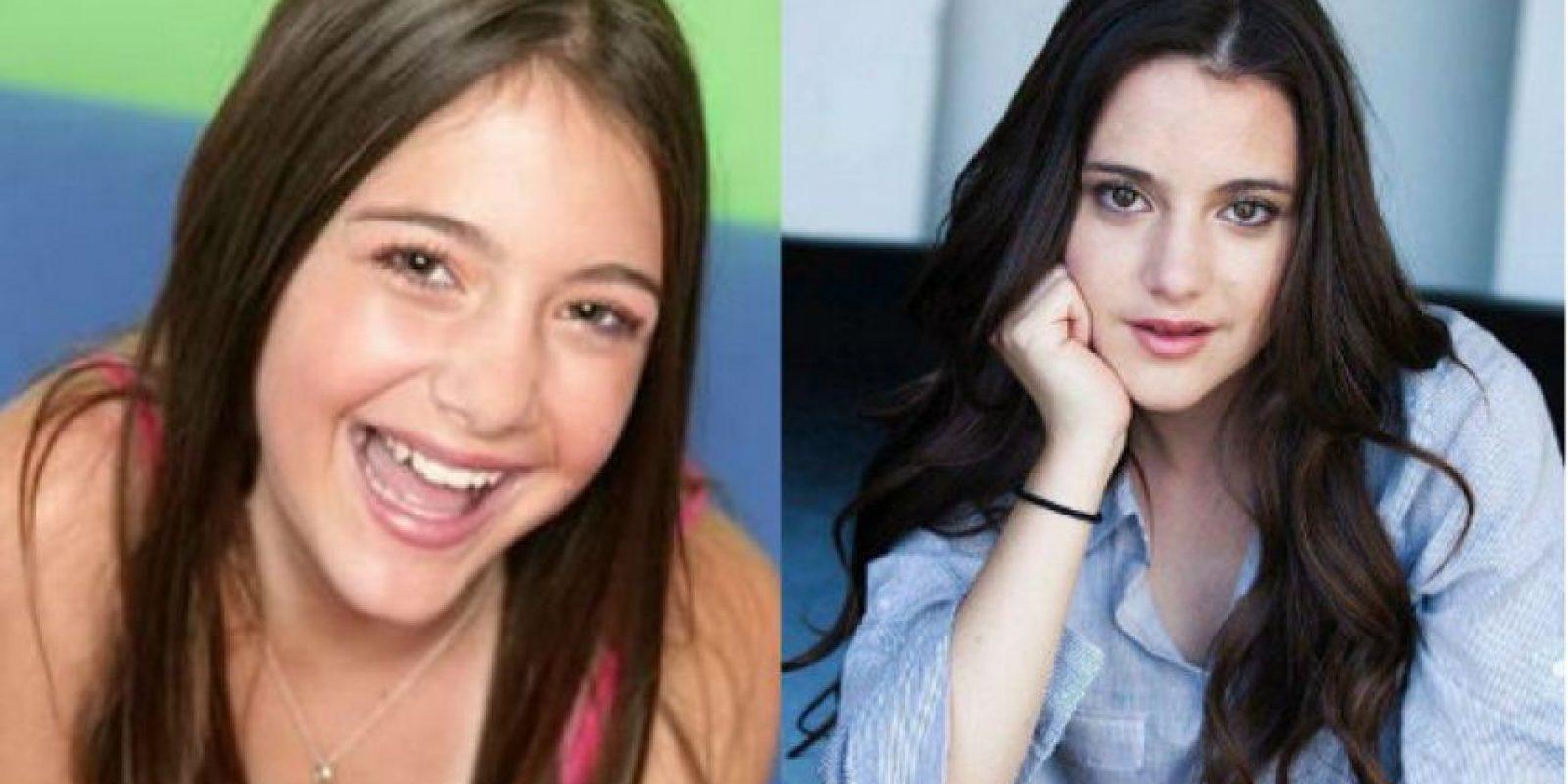 """Interpretó a """"Nicole Bristow"""", una de las mejores amigas de """"Zoey"""" y también una de las más vanidosas. Foto:Internet"""