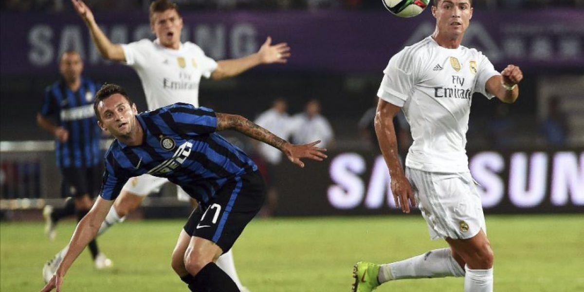 El Real Madrid deleita a más de 40 mil chinos con un golazo de James