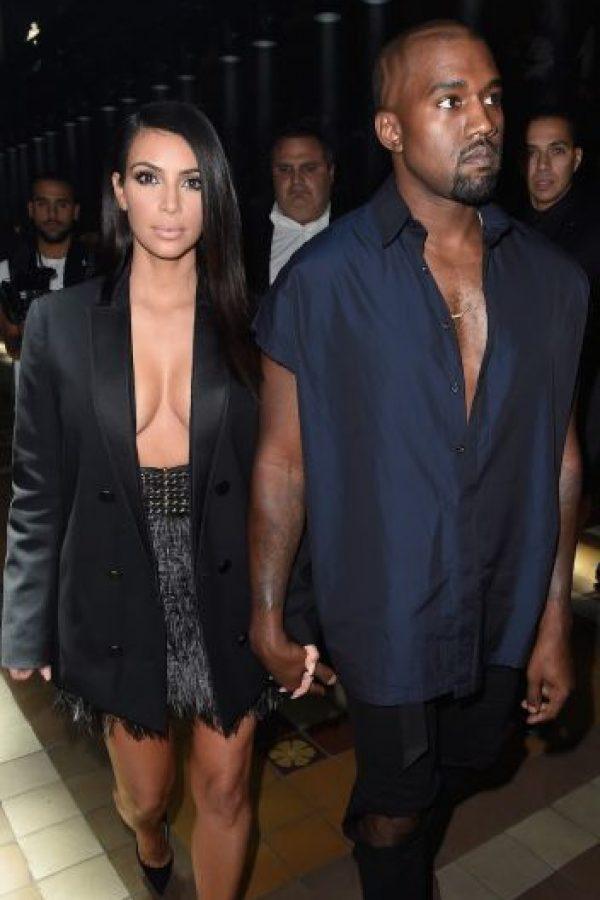 """Por su parte, Kanye West se convirtió en una de las celebridades más influyentes del año de la revista """"Time"""". Foto:Getty Images"""