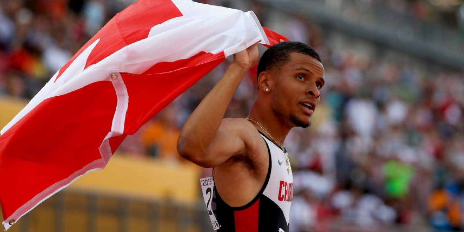 Andre de Grasse Foto: Getty Images