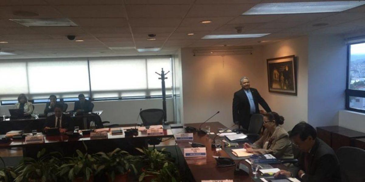 Directorio de la SAT pide aprobar cambios en Código Tributario y Ley de Bancos