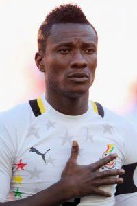 El ghanés aparece en el listado con su sueldo de 314 mil 826 euros semanales. Foto:Getty Images