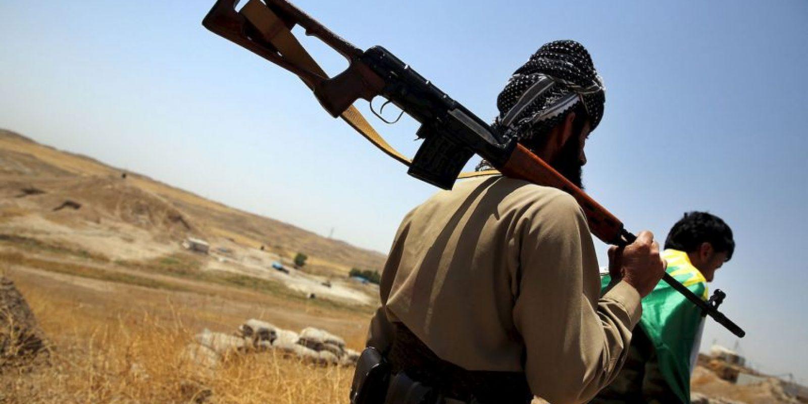 2. En 2013 Turquía y el PKK llegó a un acuerdo de cese de fuego como parte de sus conversaciones de paz. Foto:Getty Images