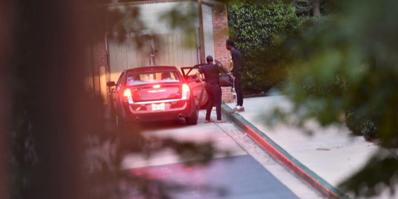 Bobbi Kristina no resistió. Su familia confirmó hoy que por fin descansaba en paz. Foto:Getty Images
