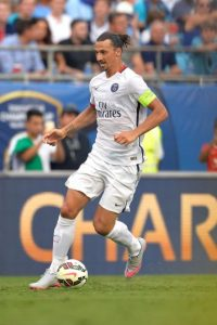 """Ibra"" recibe cada semana 346 mil 725 euros. Foto: Getty Images"